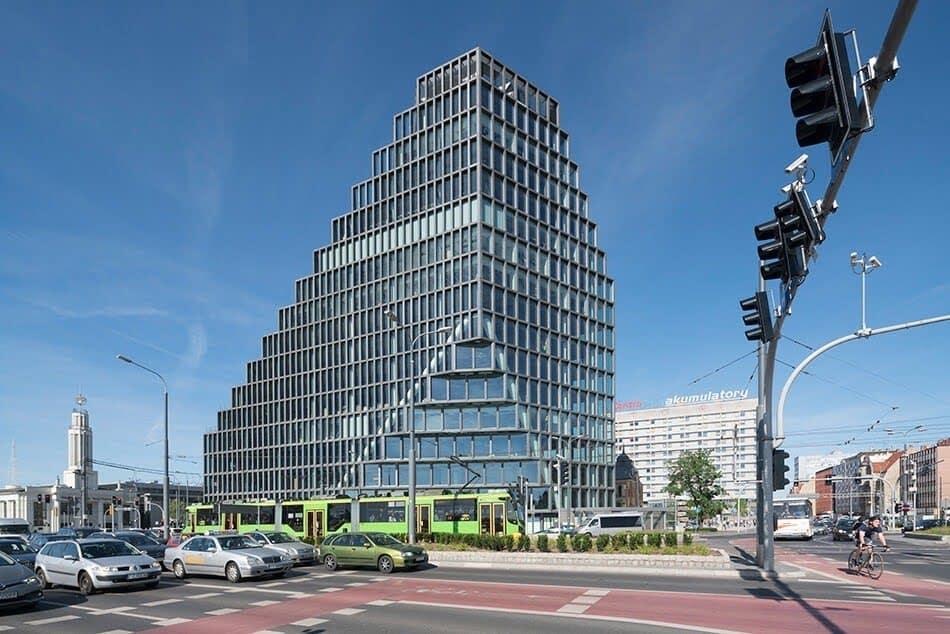 architectuur in Poznań