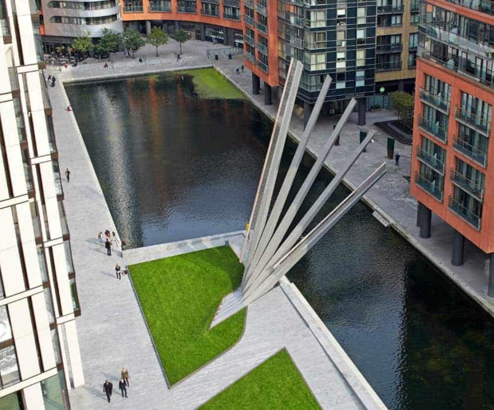 brug in Londen