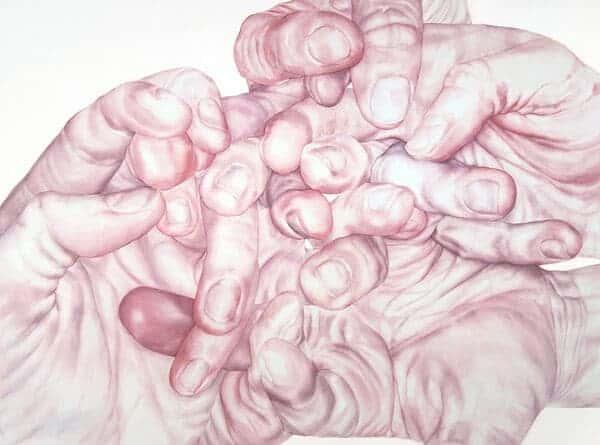 heel veel vingers