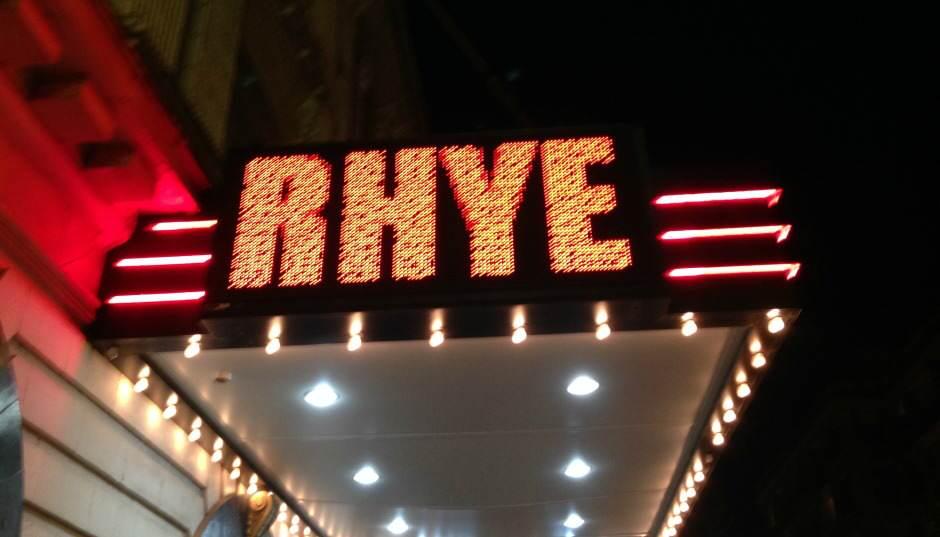 Rhye in Chicago