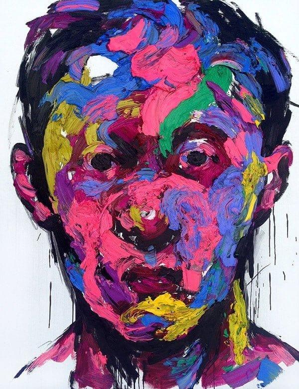 portret van Shin Kwangho
