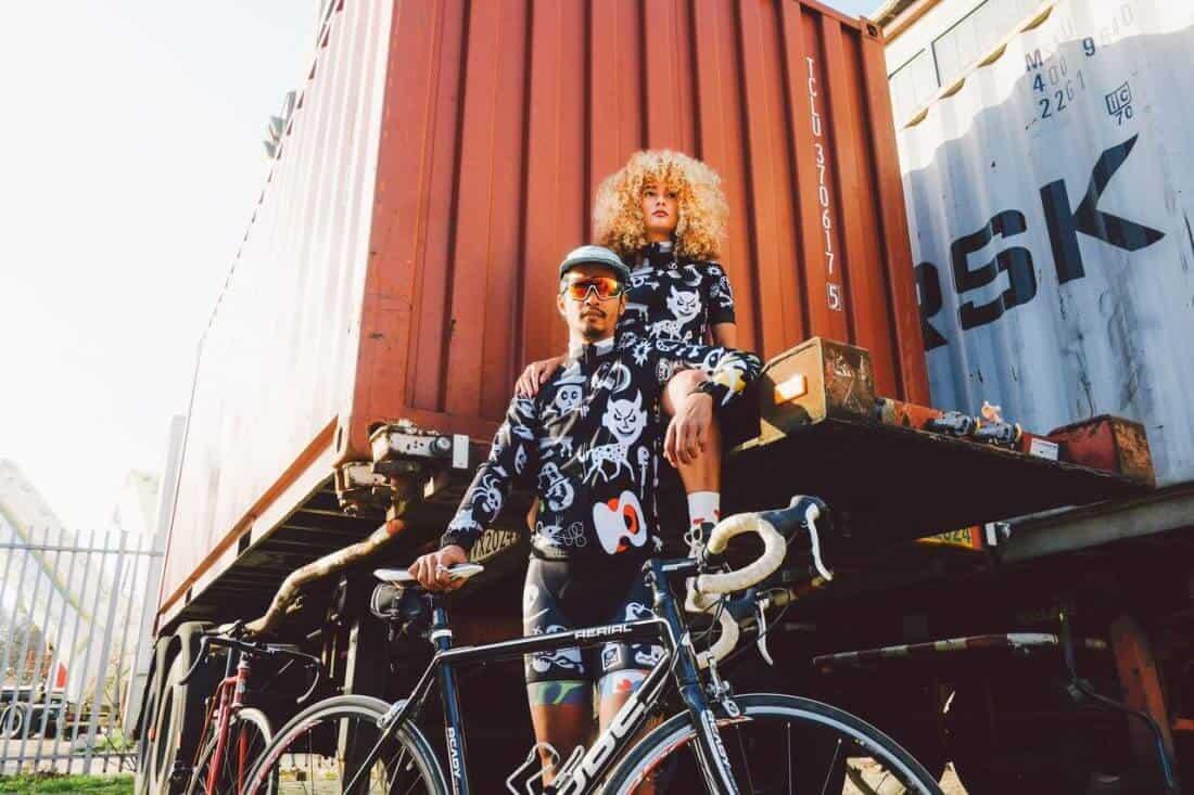 Stang x 36 Cycling Wear