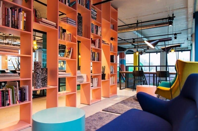 The Student Hotel Eindhoven - Dutch Design Week