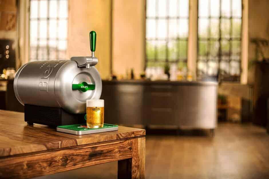 The Sub van Heineken