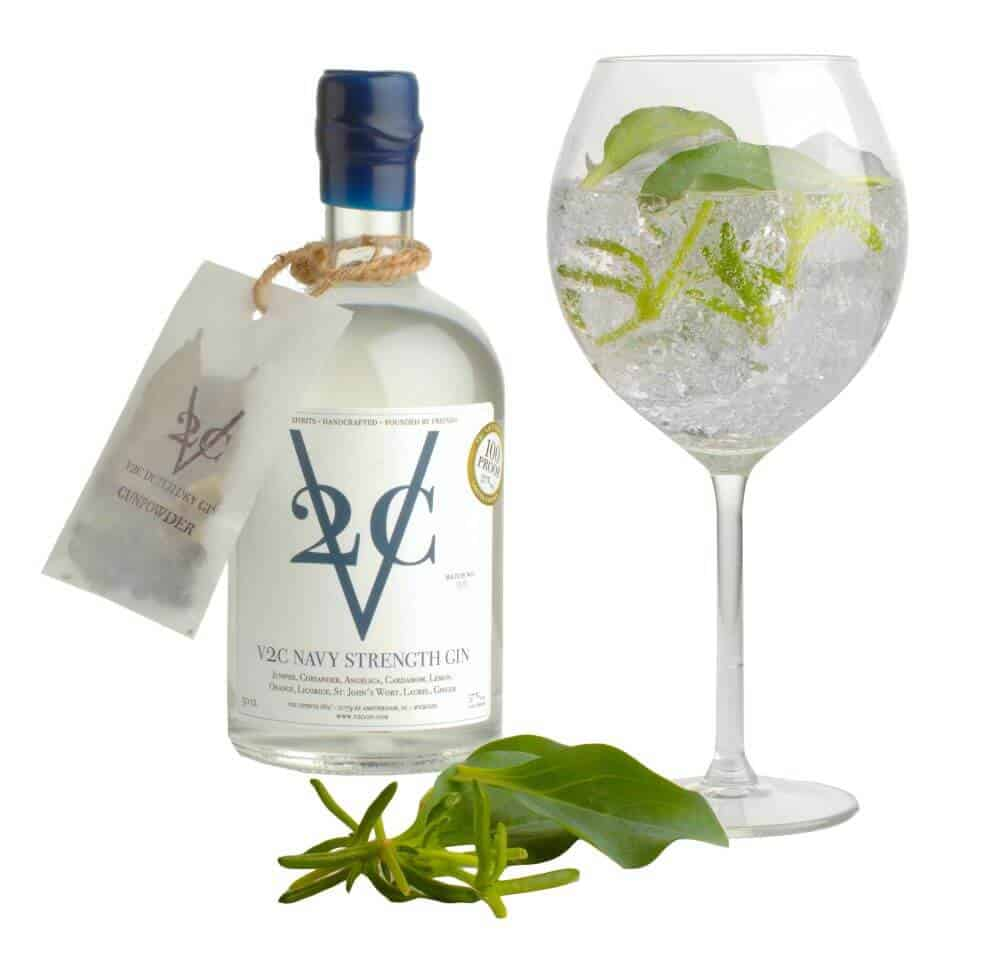 Nederlandse Navy Strength Gin