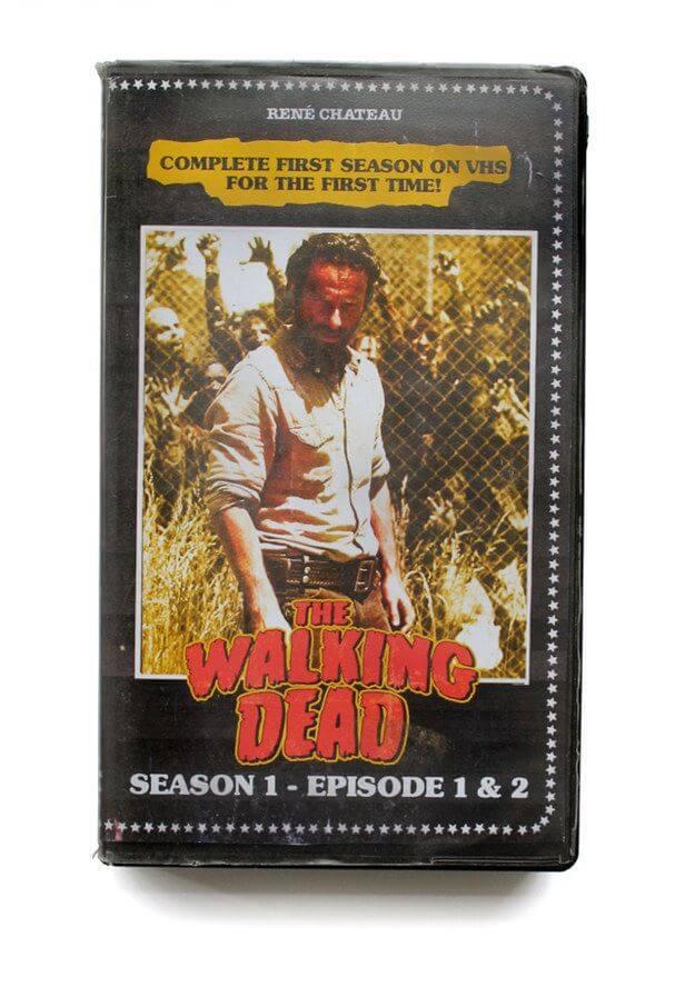 the walking dead op vhs