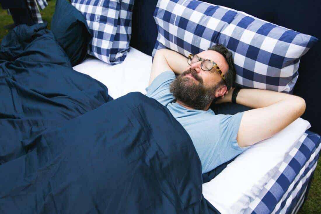 beste bed ter wereld