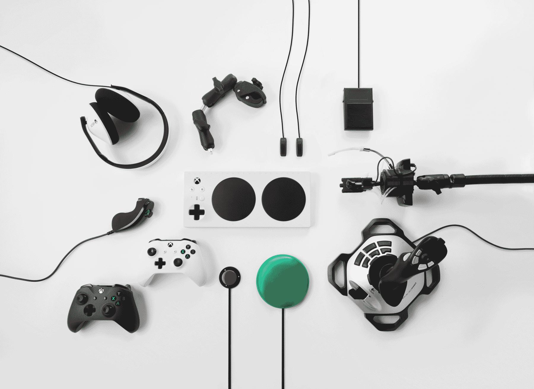 met deze controller kan iedereen gamen