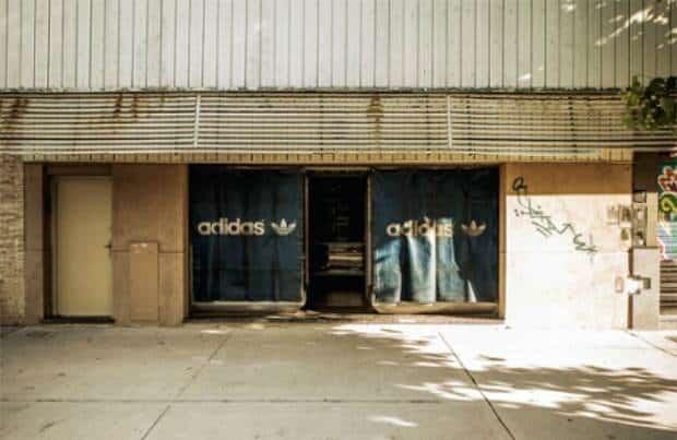 winkel vol vintage adidas