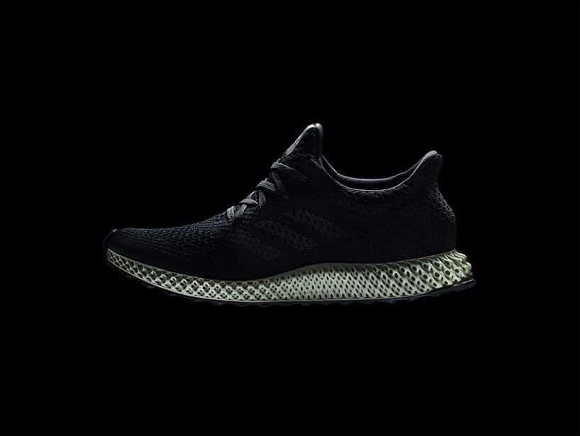 futuristische schoen van adidas