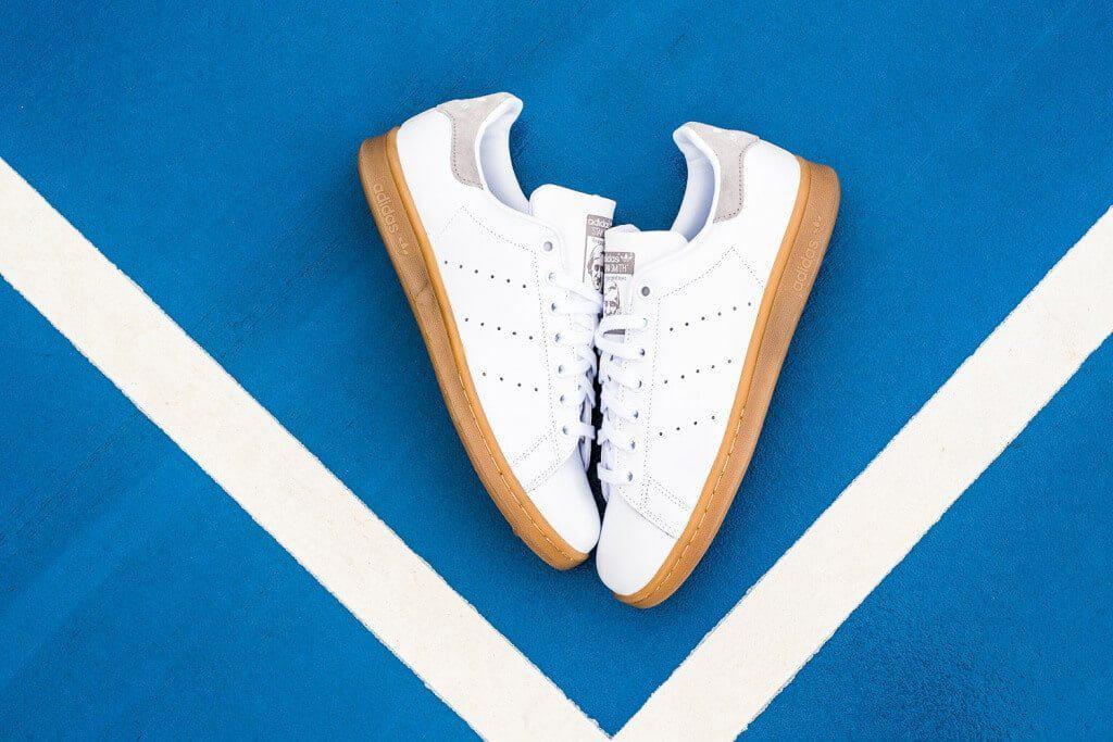 witte versie van de adidas Stan Smith