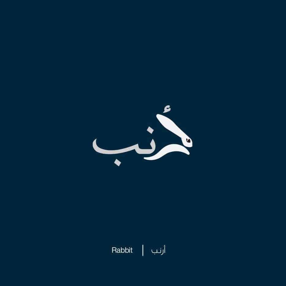 konijn in het arabisch