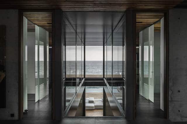 huis aan zee