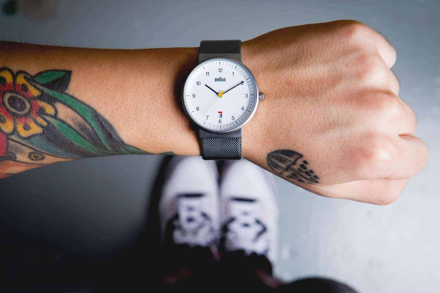 horloge van Braun