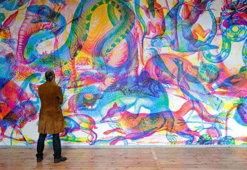 Carnovsky speelt met kleur