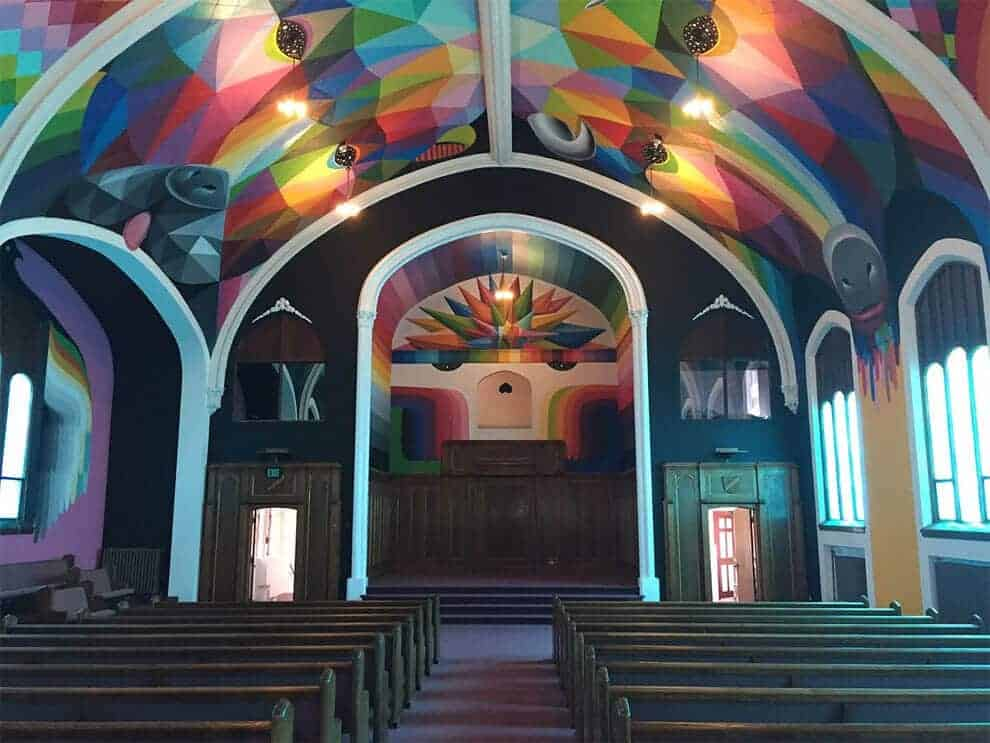 kerk voor cannabisrokers