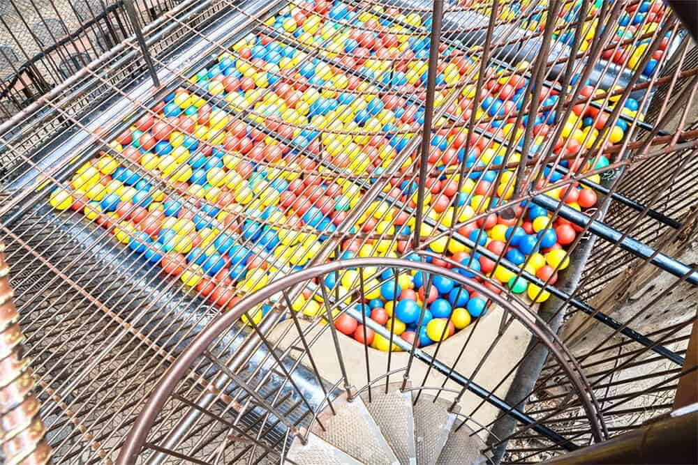 coolste speeltuin ter wereld