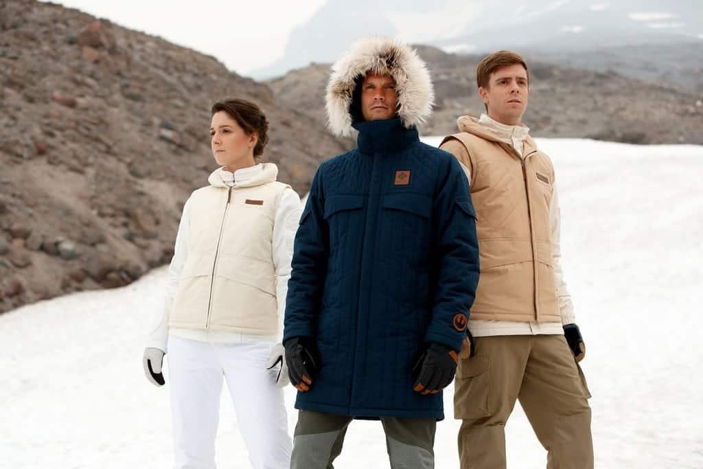 warme jassen voor Star Wars-fans