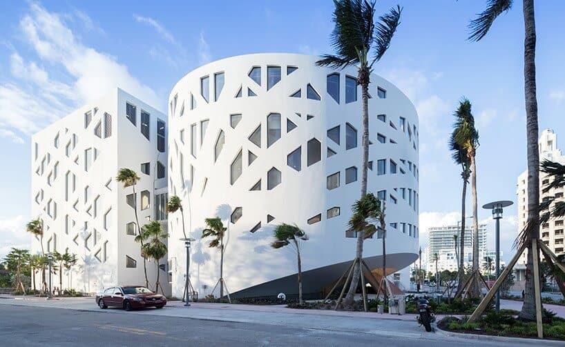 Faena Forum in Miami Beach door OMA / Foto : Iwan Baan