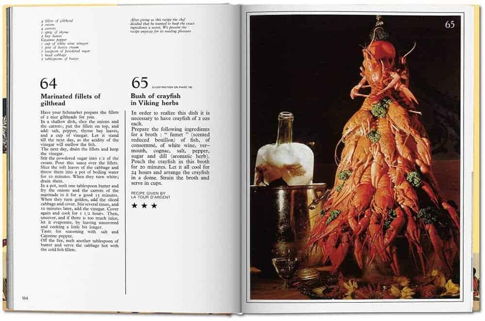 kookboek van Dali
