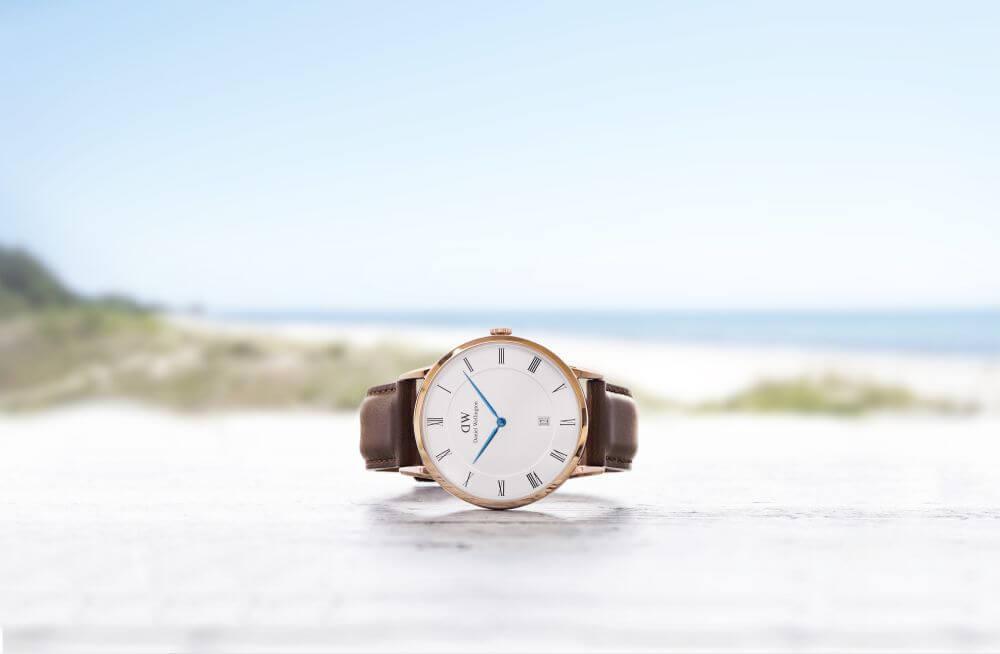 Dapper horloge