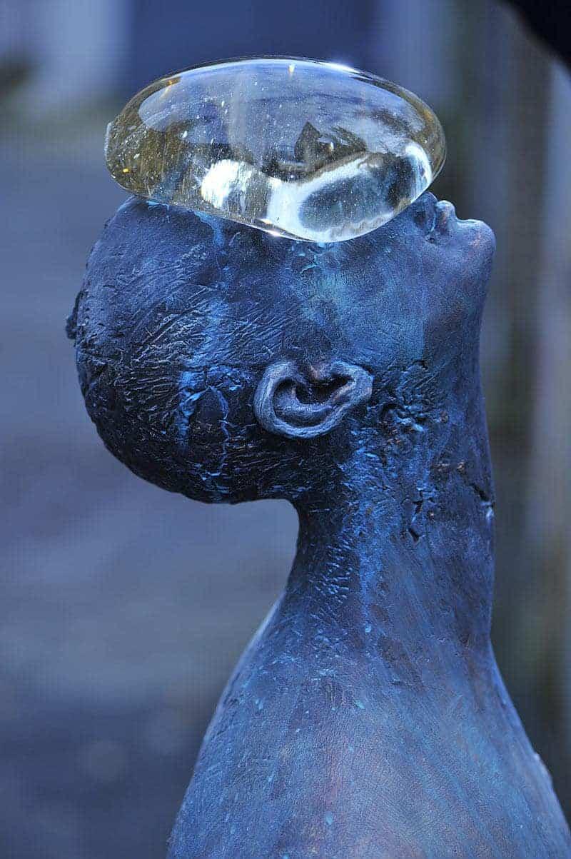sculptuur van Nazar Bilyk