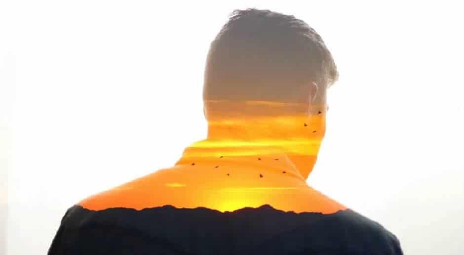 still uit de video van Mykonos van Goldroom