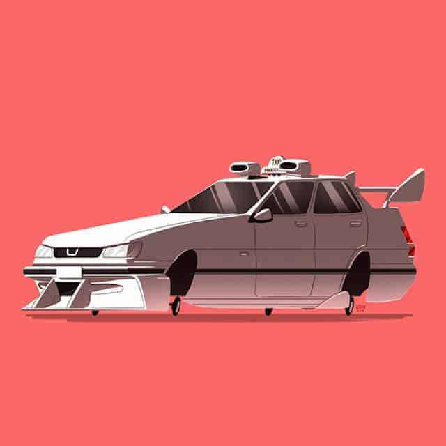 auto door Ido Yehimovitz