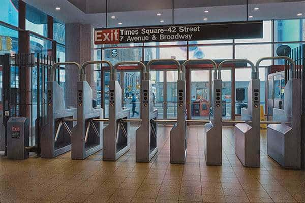 metro in New York