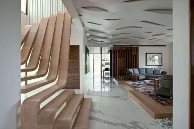 trap van Arquitectura in Movimento Workshop