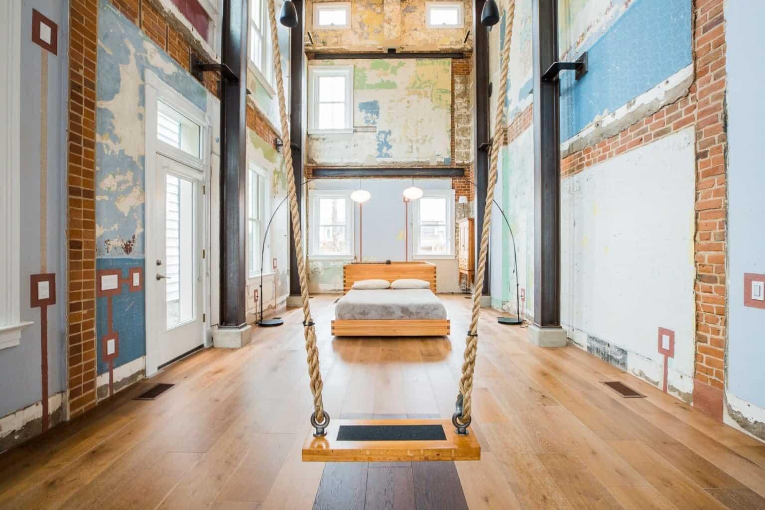 Swing House van Mark deJong