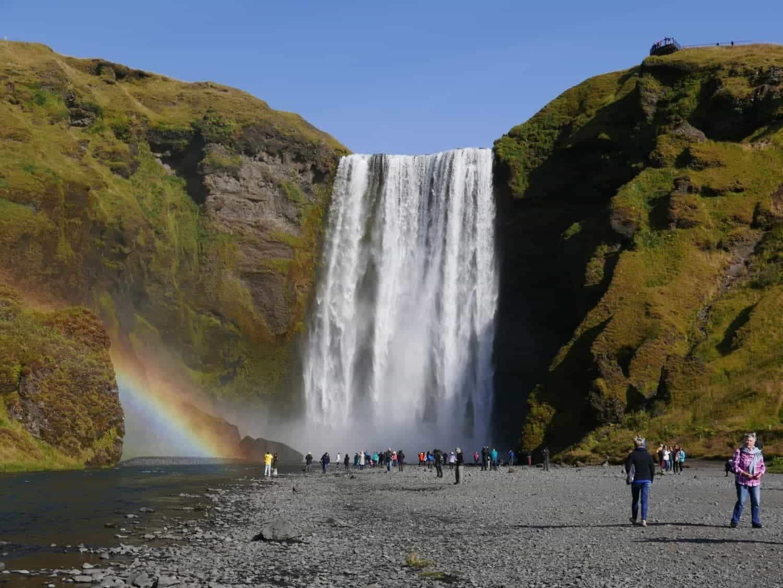 Mixed Grill maakte een stopover op IJsland
