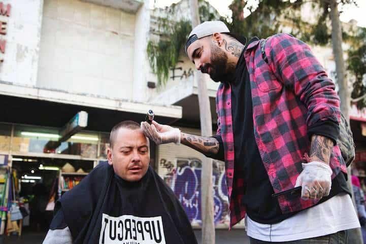 Streets Barber