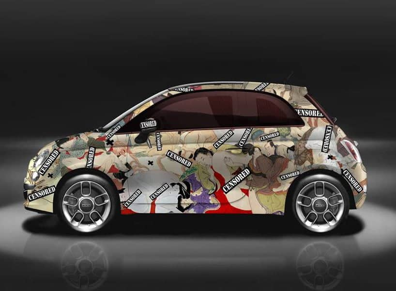 erotische auto
