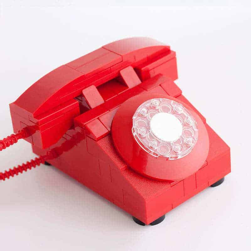 telefoon van lego
