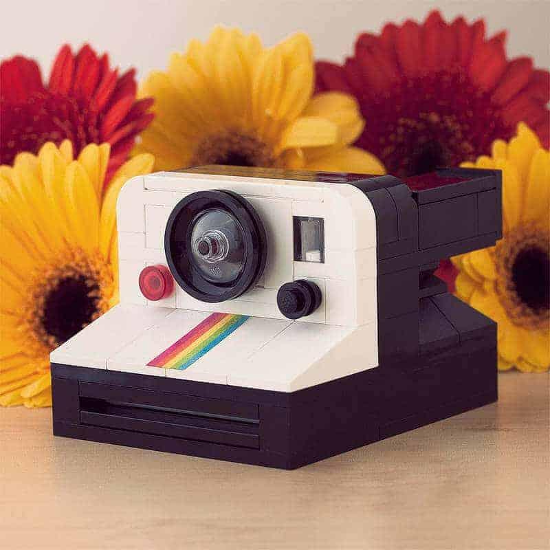 polaroid van lego