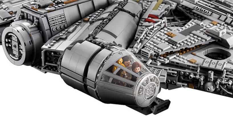 De ultieme Star Wars-LEGO
