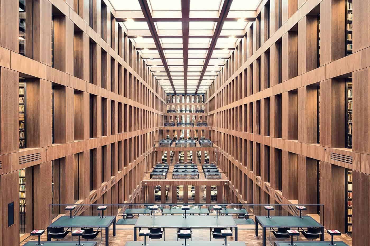 een van de mooiste bibliotheken van Europa