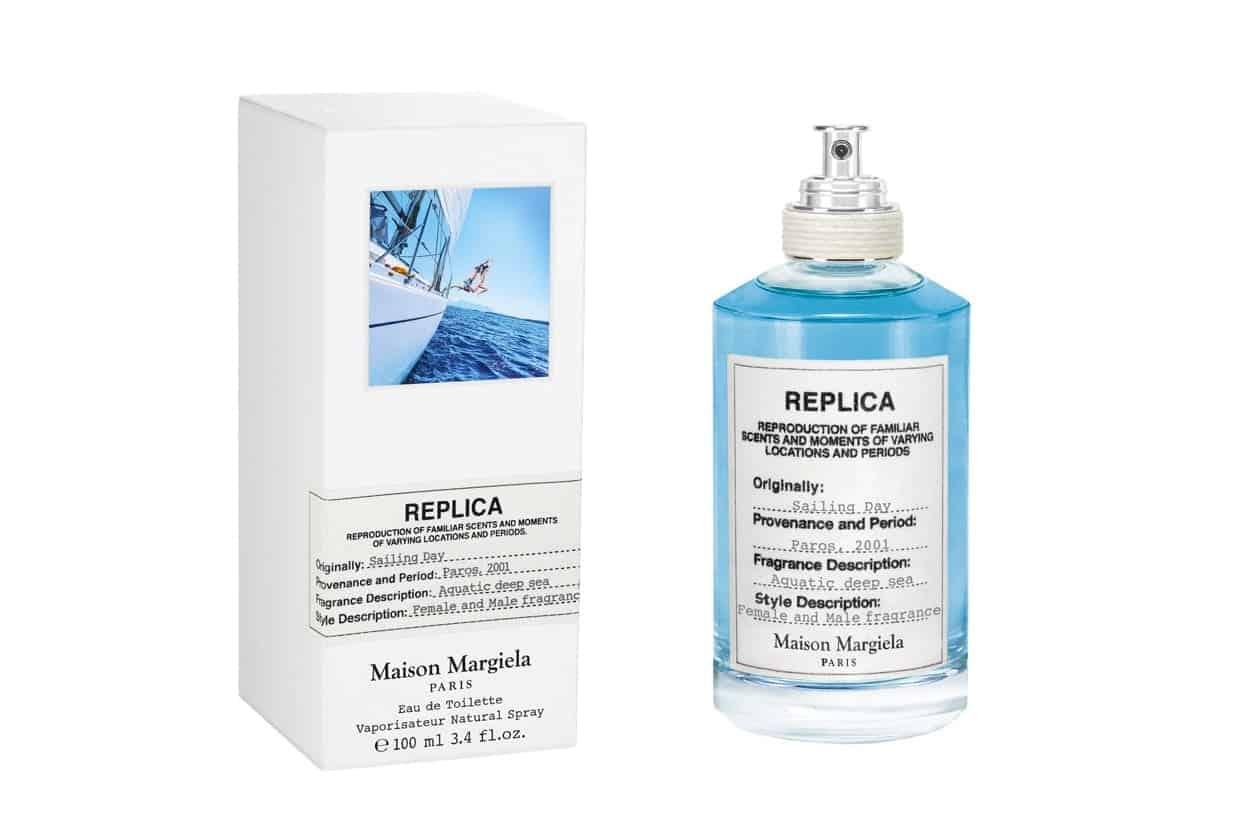 nieuwe geur van Maison Margiela