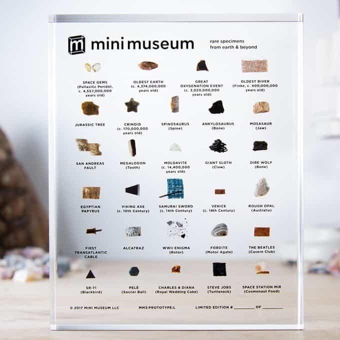 Het derde mini museum