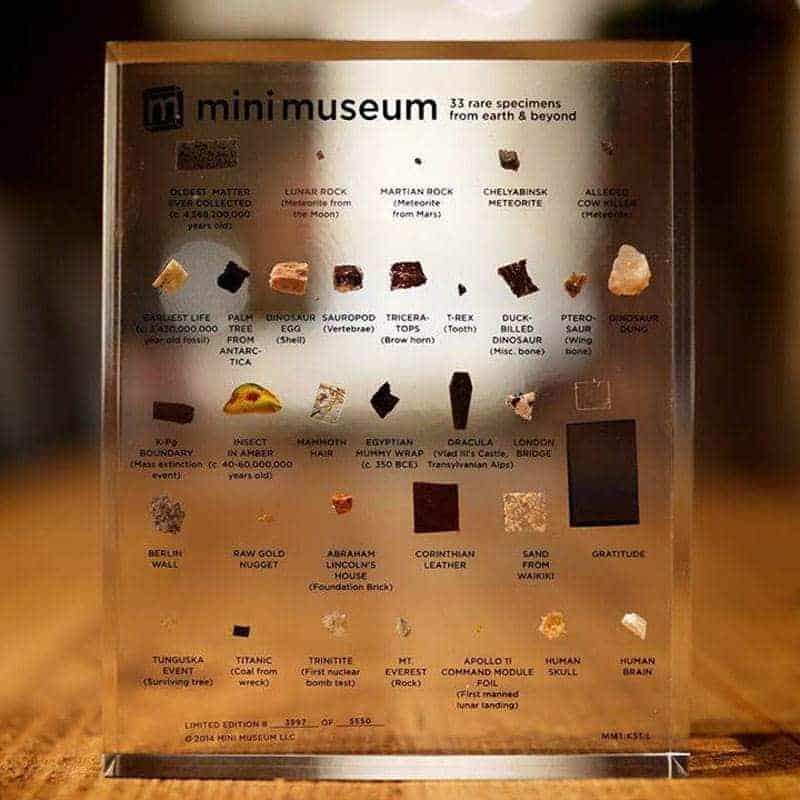 je eigen museum