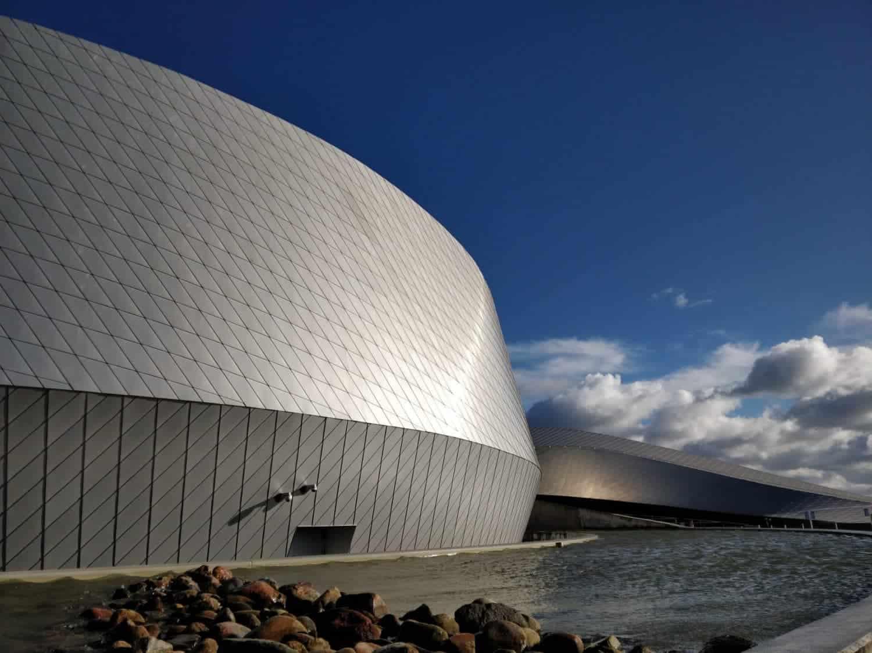 Den Blå Planet, het nationale aquarium van Denemarken