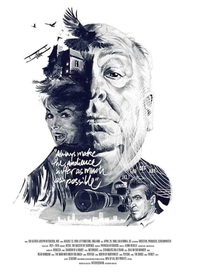 Ode aan drie beroemde regisseurs