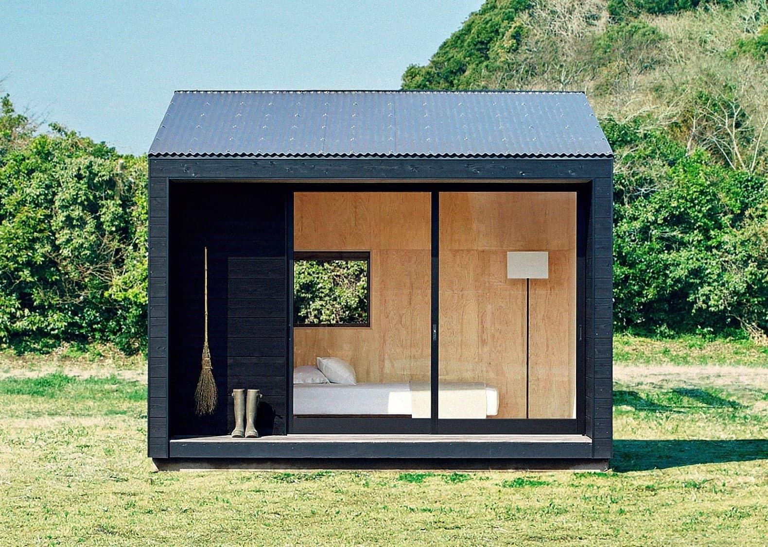 Tiny House van MUJI