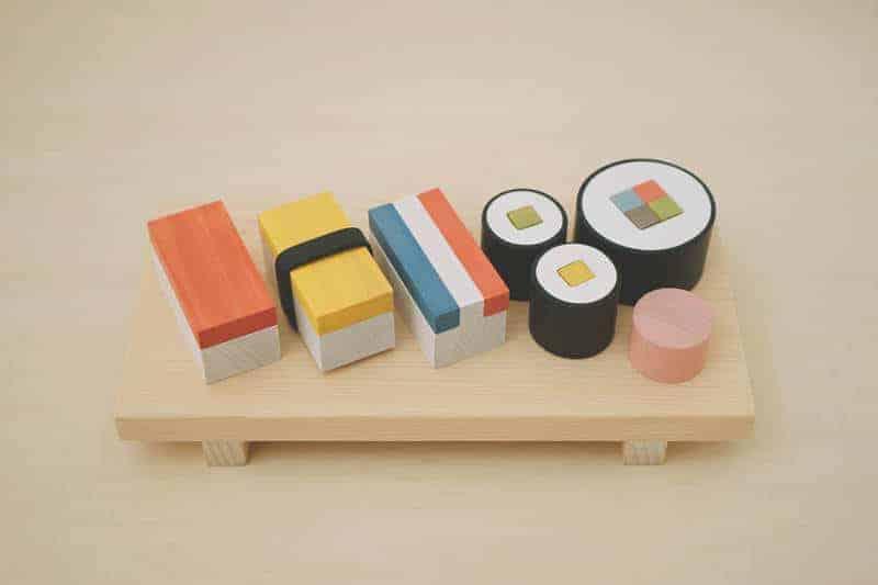 houten sushi