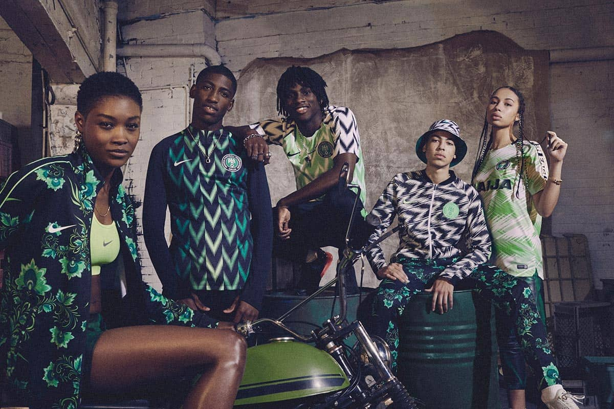 tenue van Nigeria