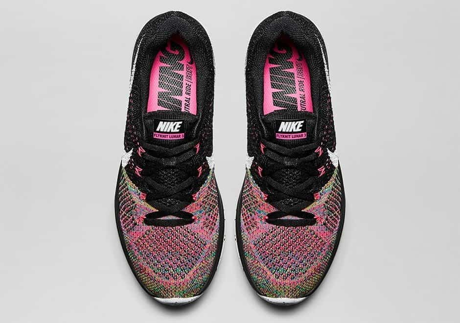De Nike Flyknit Lunar is vernieuwd en beter dan ooit