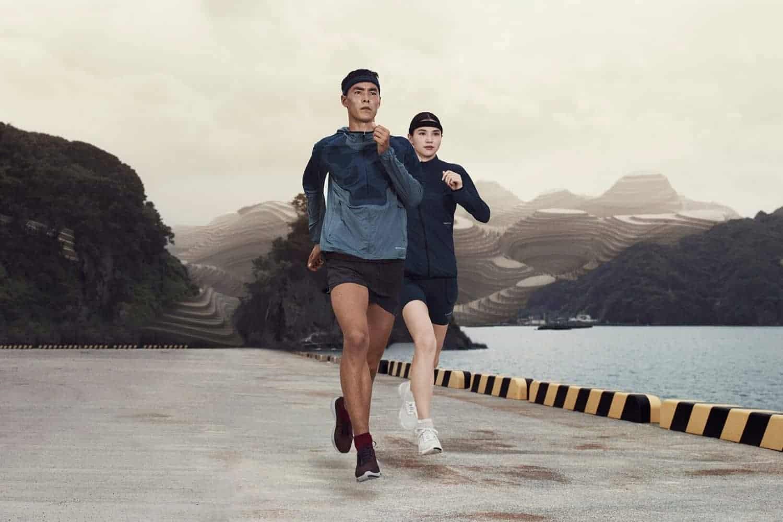 NikeLab Gyakusou hardloopkleding