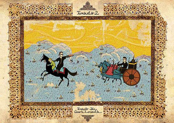 Filmklassiekers in Ottomaanse stijl