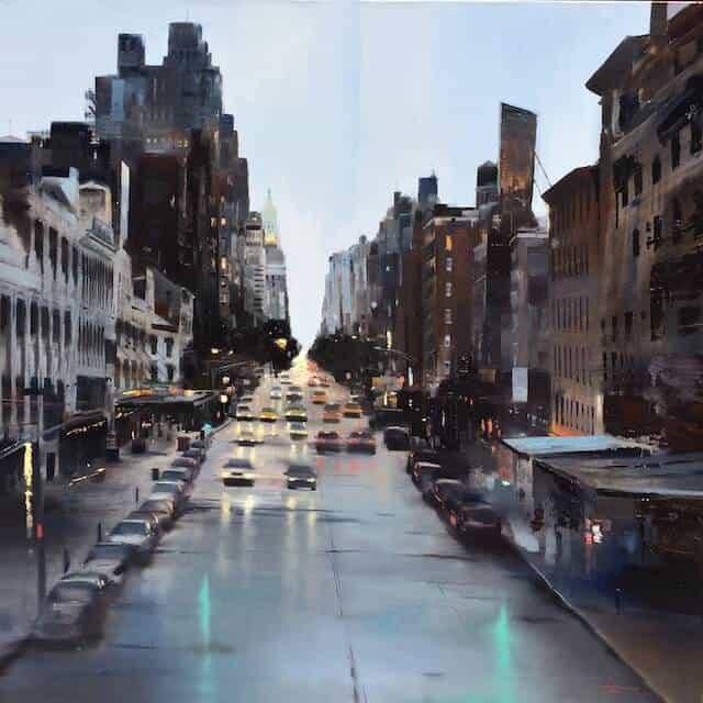 New York door Cristóbal Pérez García